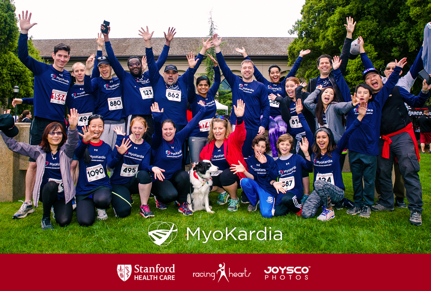Team MyoKardia Rocks!